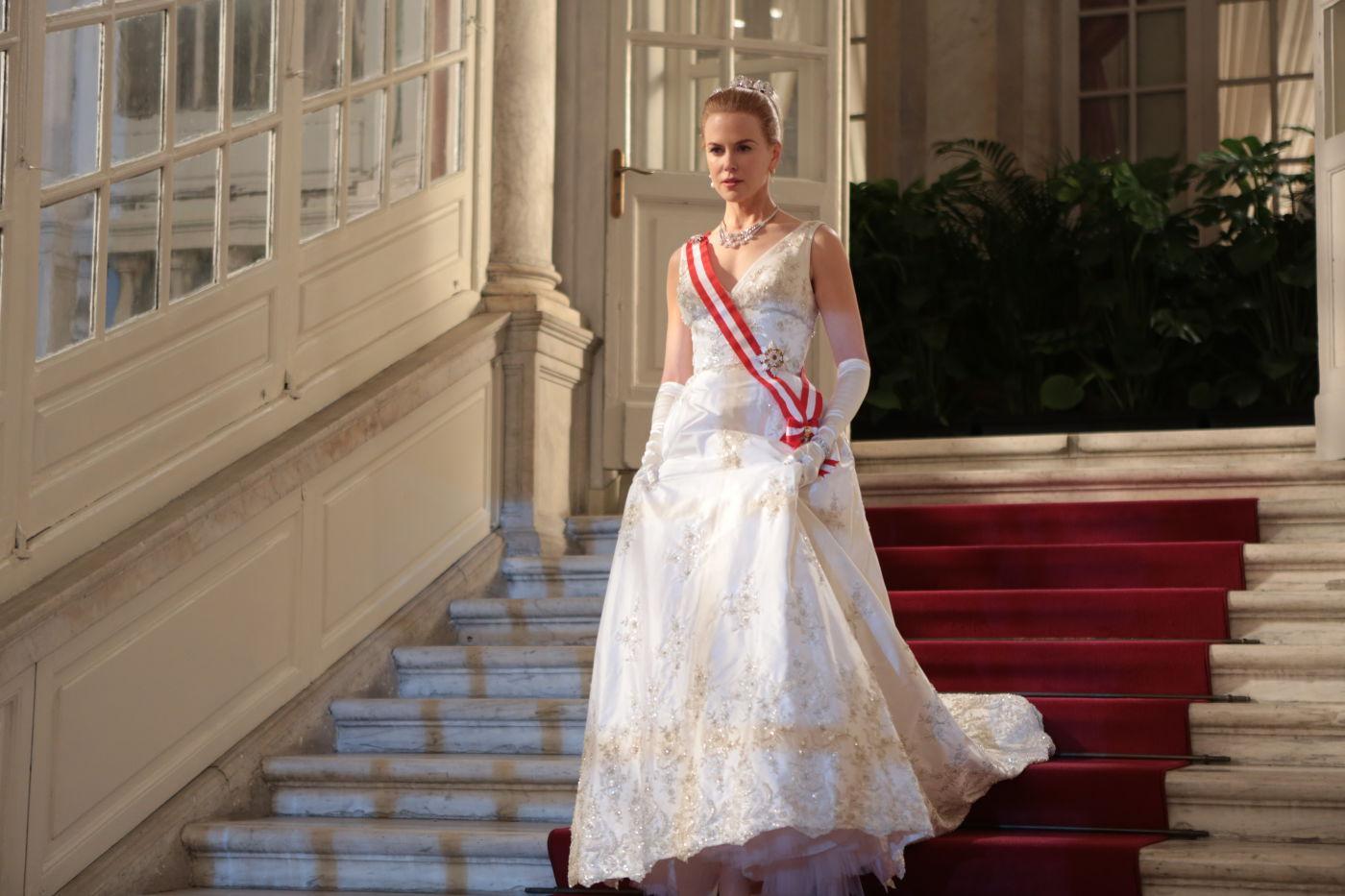 Nicole Kidman Balenciaga Wedding Dresses: Top Ten: Dieci Fatti Su Grace Di Monaco- Film.it