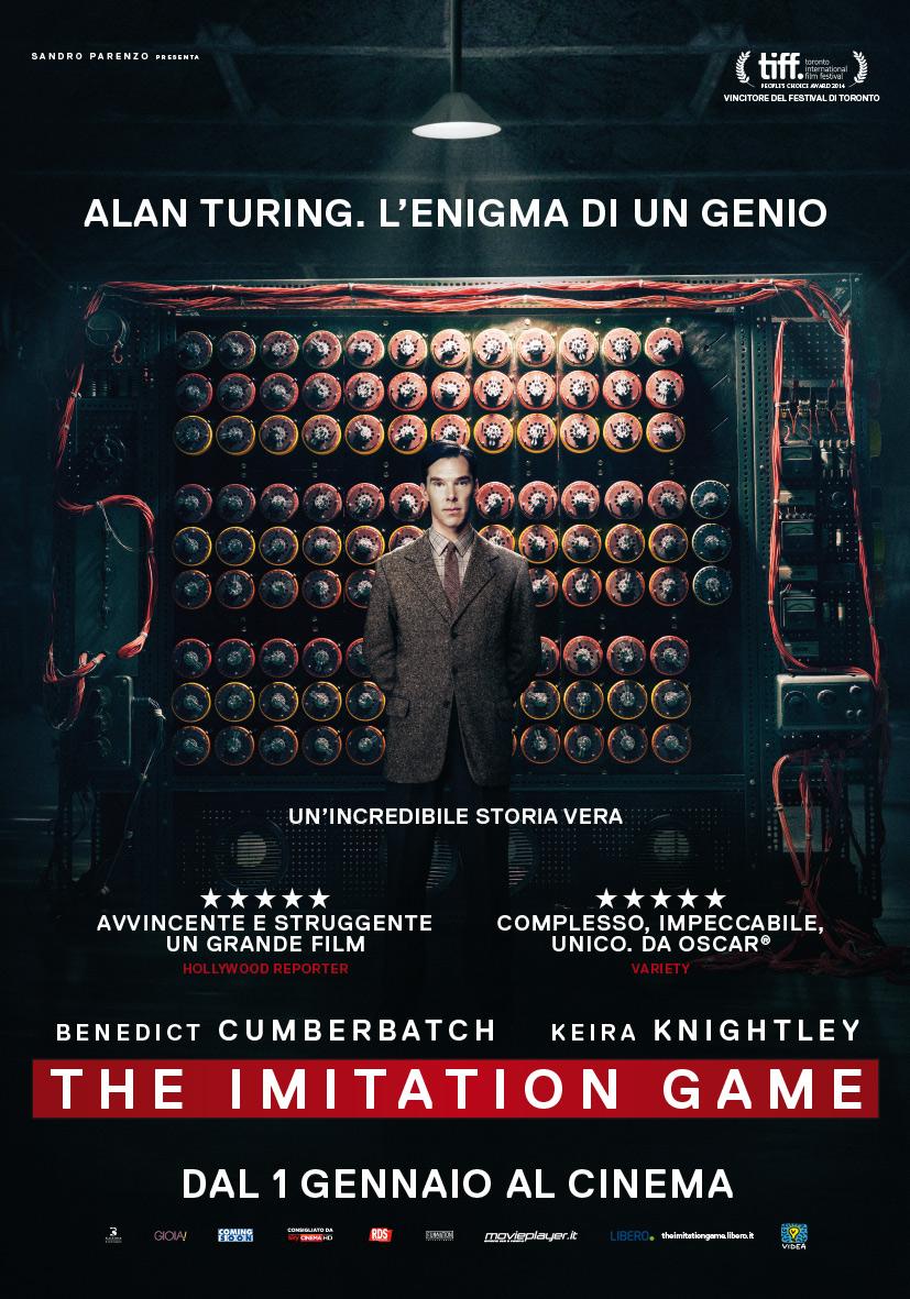 Rory Benedict Cumberbatch The Imitation Game: du...