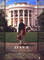 Dave Presidente per un giorno - locandina