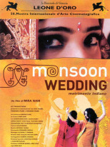 Monsoon Wedding - Matrimonio Indiano - Locandina