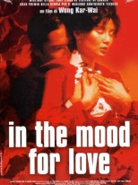 In the mood for love - locandina