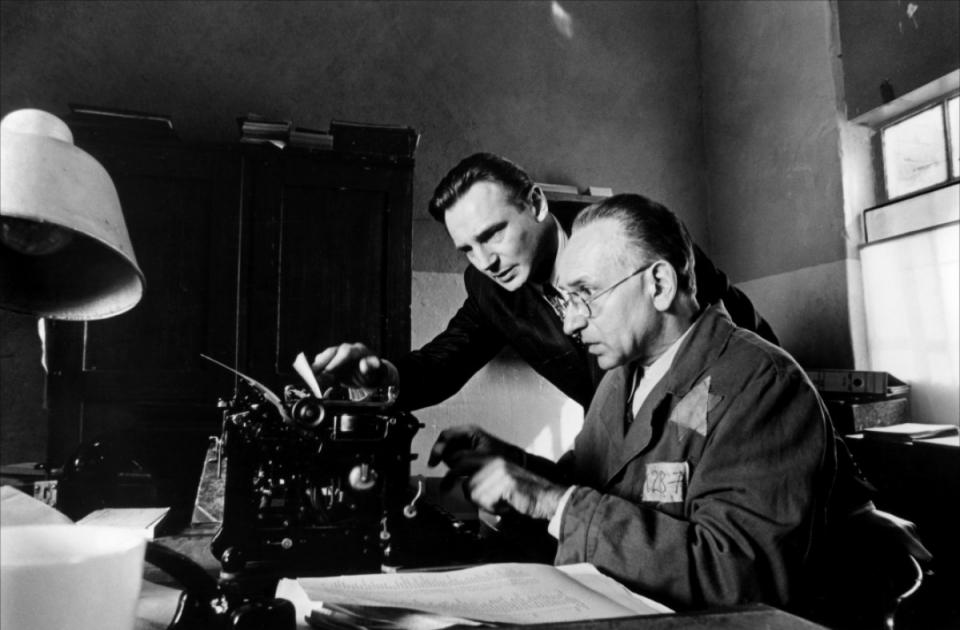 schindler's list un film al giorno quarantena