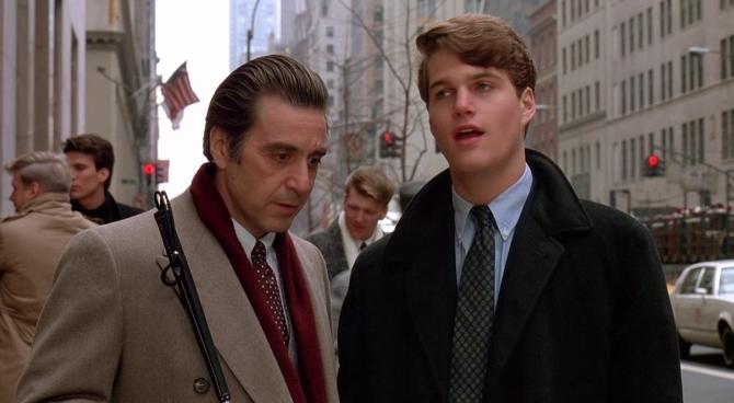 Stasera in TV, 18 marzo: In Profumo di donna Al Pacino ...