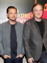 Brad Pitt, Quentin Tarantino