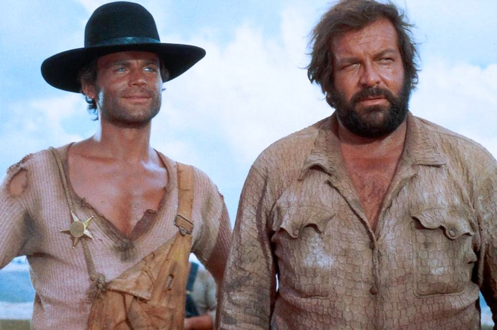 Bud Spencer Und Terenc Hill Filme
