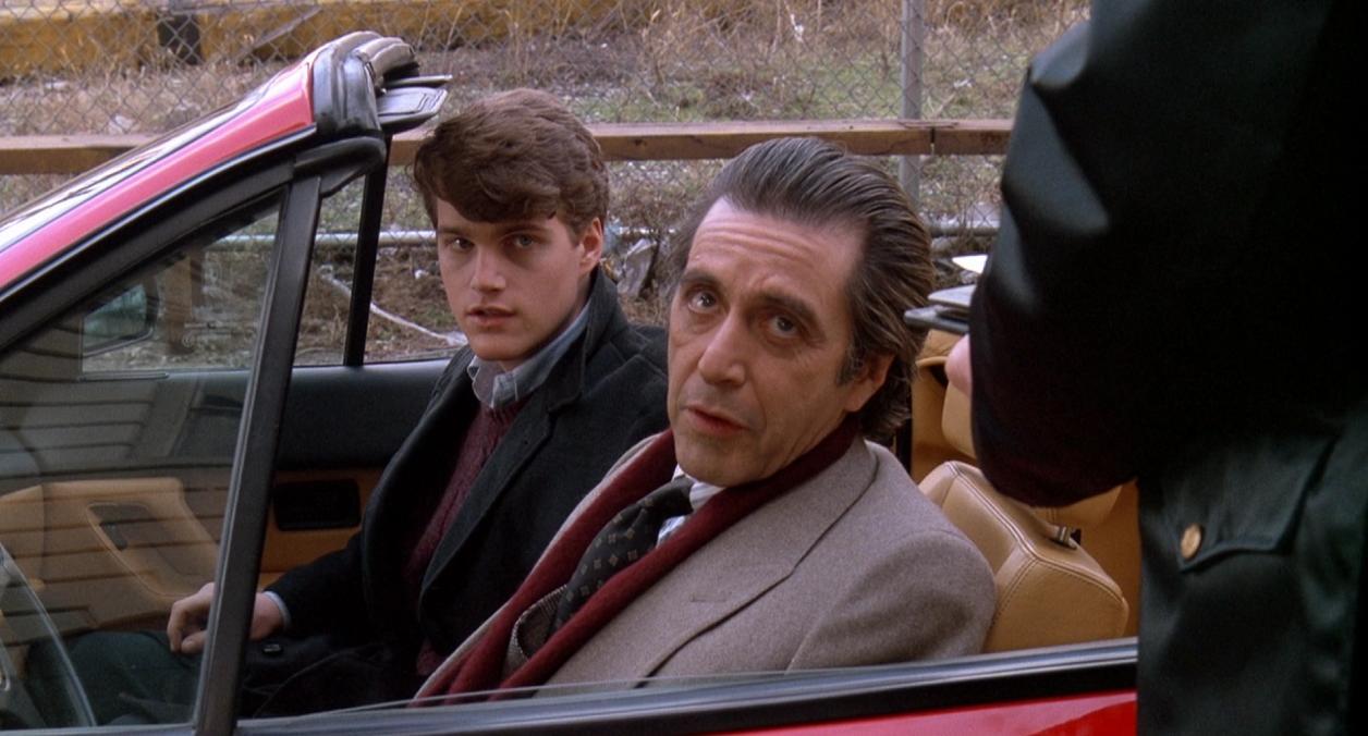 Lo streaming del weekend: Al Pacino in Profumo di donna ...