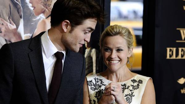 Red Carpet Pattinson E Witherspoon A Ny Filmit