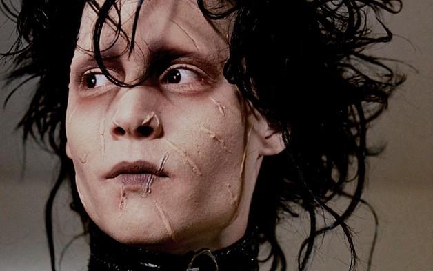 Johnny Depp il trasformista 7bc82a4cddb1