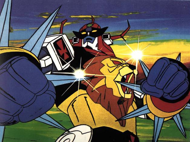 Buon compleanno jeeg e goldrake i migliori robot