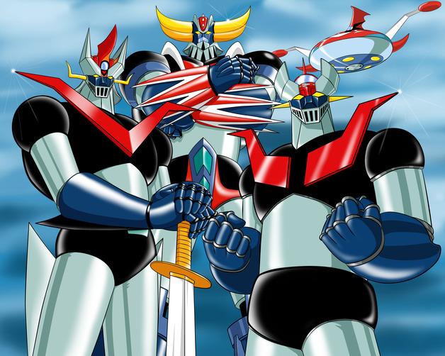 Buon compleanno jeeg e goldrake i migliori robot giapponesi