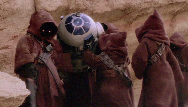 R2d2 And C3po Desert Star Wars: le 10 creat...