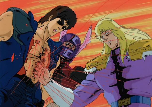 Anime cult cose che amiamo di ken il guerriero film