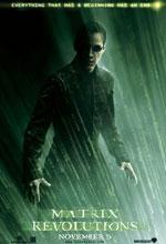 Matrix Revoluitions - Locandina