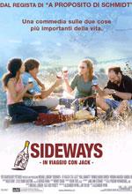 SIDEWAYS - IN VIAGGIO CON JACK - Locandina