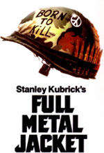 Full metal jacket - Locandina