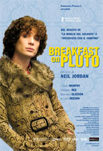 Breakfast On Pluto - Locandina