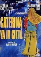 Caterina va in città - Locandina