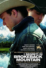 Brokeback Mountain - Locandina