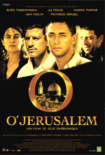 O Jerusalem - Locandina