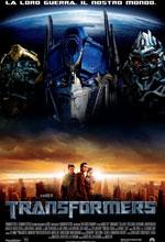 Transformers - Locandina