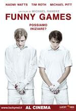 Funny Games - Locandina