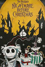 Nightmare Before Christmas - Locandina