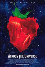 Across the Universe - Locandina