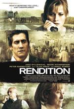 Rendition - Locandina