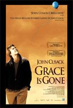 Grace is gone - Locandina