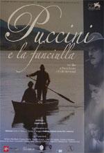 Puccini e la fanciulla - Locandina