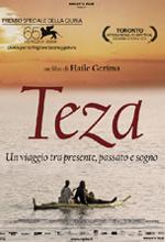 Teza - Locandina