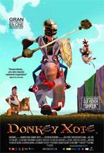 Donkey Xote - Locandina