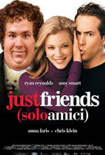 Just friends - Locandina