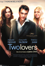 Two Lovers - Locandina