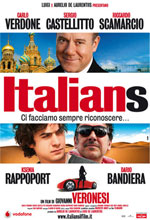 Italians - Locandina