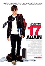 17 Again - Locandina