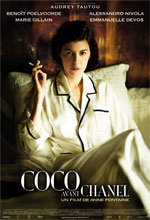 Coco Avant Chanel - Locandina