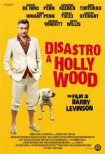 Disastro a Hollywood - Locandina