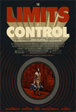 The Limits of Control   - Locandina