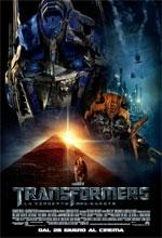 Transformers 2: La Vendetta del Caduto - Locandina