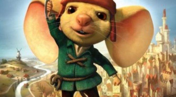 Da topolino a despereaux anni di topi al cinema film