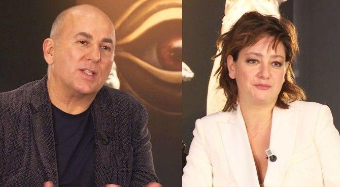 Napoli Velata Ferzan Ozpetek Presenta La Scena Hot Tra Giovanna Mezzogiorno E Alessandro Borghi Film It