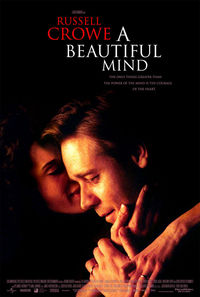 A Beautiful Mind - Locandina