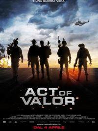 Act of Valor - Locandina