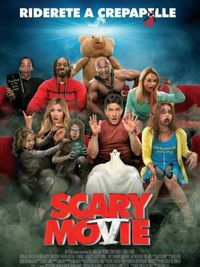 Scary Movie 5 locandina