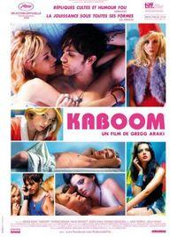 Kaboom - locandina
