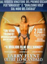 Larry Flynt - oltre lo scandalo locandina