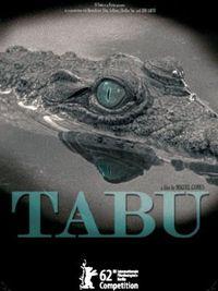 Tabu - Poster