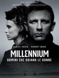 Millennium: Uomini che odiano le donne - Locandina