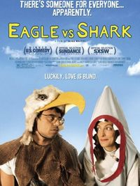 Eagle vs. Shark - Locandina